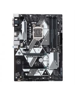 Asus PRIME B365-PLUS Memory slots 4, Processor family Intel, ATX, DDR4, Processor socket LGA1151, Chipset Intel B