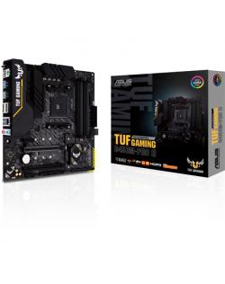 Asus TUF Gaming B450M-Pro II Memory slots 4, Number of SATA connectors 6 x SATA III, max 128GB, Chipset AMD B, Processor family