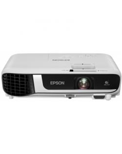 Epson 3LCD WXGA Projector EB-W51 WXGA (1280x800), 4000 ANSI lumens, White