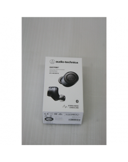SALE OUT. Audio Technica ATH-ANC300TW Headphones, In-Ear, Wireless, Microphone, Black Audio Technica Wireless Headphone ATH-ANC3