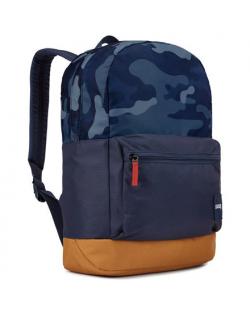 Case Logic Commence Backpack 24L, Blue/Brown