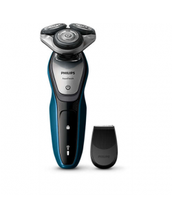 Philips AquaTouch wet and dry electric shaver Warranty 24 month(s), Rechargeable, Charging time 1 h, Lithium-Ion (Li-Ion), Batte