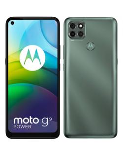 "Motorola Moto G9 Power Green, 6.8 "", IPS LCD, 720 x 1640 pixels, Qualcomm SM6115 Snapdragon 662, Internal RAM 4 GB, 128 GB, micr"