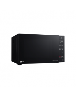 LG Microwave Oven MH6535GIS 25 L, Grill, Touch control, 1700 W, Black, Free standing, Defrost function
