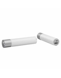 Xiaomi Power Bank Flashlight MUE4084GL 3250 mAh, White
