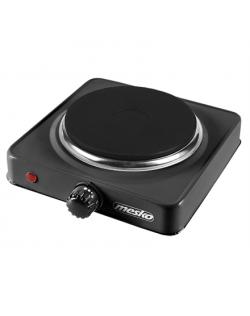Mesko Hob MS 6508 Number of burners/cooking zones 1, Black, Table top, Electric
