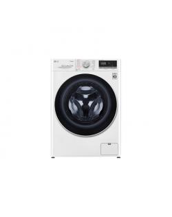 LG Washing machine F4WN408S0 Energy efficiency class D, Front loading, Washing capacity 8 kg, 1400 RPM, Depth 56 cm, Width 60 cm