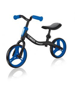 GLOBBER Balance Bike Go Bike black/blue, 610-130