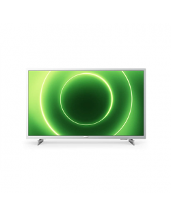 """Philips 32PFS6855/12 32"""" (80 cm), Smart TV, Saphi, Full HD, 1920 x 1080, Wi-Fi, DVB-T/T2/T2-HD/C/S/S2, Light-silver"""