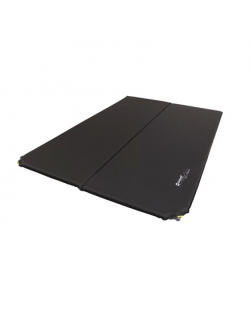 Outwell Sleepin Double, Self-inflating Mat, 30 mm, Black