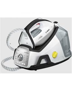 Bosch Steam station Serie 8 VarioComfort TDS8030 2400 W, 1.8 L, 7.8 bar, Auto power off, Vertical steam function, White/Black