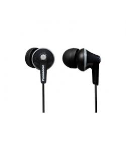 Panasonic RP-HJE125E-K In-ear, Black