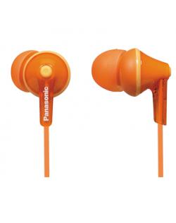 Panasonic RP-HJE125E-D In-ear, Orange
