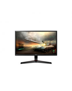 """LG Gaming 27MP59G-P 27 """", IPS, FHD, 1920 x 1080 pixels, 16:9, 5 ms, 250 cd/m², Black, HDMI, DP"""