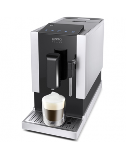 Caso Café Crema One automatic coffee machine Pump pressure 19 bar, Built-in milk frother, Fully automatic, 1350 W, Black
