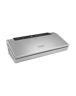 Caso Bar vacuum sealer GourmetVAC 380 Power 160 W, Temperature control, Silver