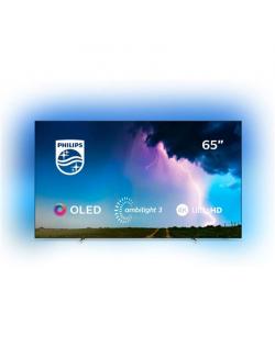"""Philips 65OLED754/12 64.5"""" (164 cm), Smart TV, ARM Cortex-A53, 4K UHD, 3840 x 2160 pixels, Wi-Fi, DVB-T/T2/T2-HD/C/S/S2, Black,"""