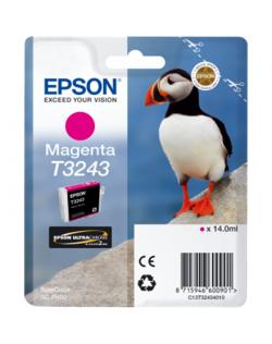 Epson T3243 Ink Cartridge, Magenta