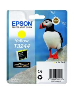 Epson T3244 Ink Cartridge, Yellow