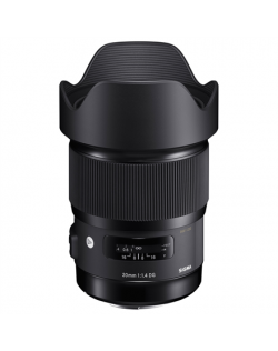 Sigma 20mm F1.4 DG HSM Canon ART