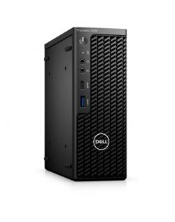 Dell Precision 3240 Compact Desktop, SFF, Intel Core i7, i7-10700, Internal memory 16 GB, DDR4, SSD 512 GB, NVIDIA Quadro P1000,
