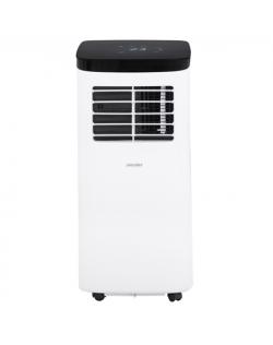 Mesko Air conditioner MS 7928 Number of speeds 2, Fan function, White/Black, 7000 BTU/h