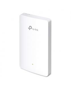 TP-LINK Omada Wireless Wall-Plate Access Point EAP225 802.11ac, 2GHz/5GHz, 867+300 Mbit/s, 10/100/1000 Mbit/s, Ethernet LAN (RJ-