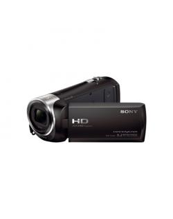 "Sony HDR-CX240E 1920 x 1080 pixels, Digital zoom 320 x, Black, LCD, Image stabilizer, BIONZ, Optical zoom 27 x, 6.86 "", HDMI"