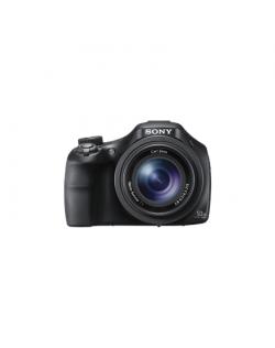 Sony Cyber-shot DSC-HX400V Bridge camera, 20.1 MP, Optical zoom 50 x, Digital zoom 126 x, Image stabilizer, ISO 12800, Display d