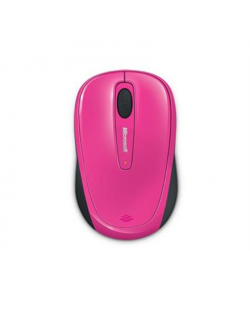 Microsoft GMF-00277 Wireless Mobile Mouse 3500 Pink