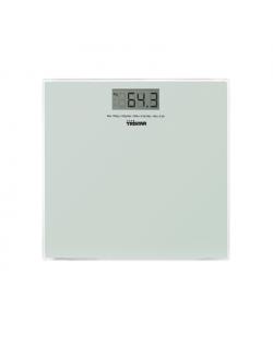 Tristar Bathroom scale WG-2419 Maximum weight (capacity) 150 kg, Accuracy 100 g, White