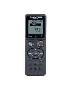 Olympus Digital Voice Recorder VN-540PC Segment display 1.39', WMA, Black,
