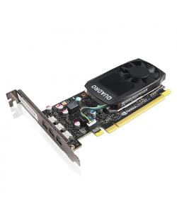 Lenovo ThinkStation Nvidia Quadro P400 Nvidia, 2 GB, Quadro P400, GDDR5, Mini DP Graphics Card with HP Bracket (high-profile bra