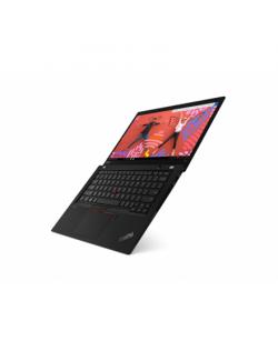 "Lenovo ThinkPad X13 (Gen 1) Black, 13.3 "", IPS, Full HD, 1920 x 1080, Matt, AMD, Ryzen 5 PRO 4650U, 16 GB, SSD 256 GB, AMD Radeo"