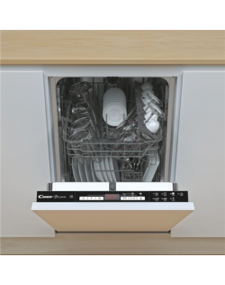 Candy Dishwasher CDIH 2D949 Built-in, Width 44.8 cm, Number of place settings 9, Number of programs 7, Energy efficiency class E