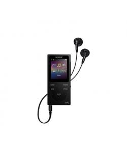 Sony Walkman NW-E394B MP3 Player with FM radio, 8GB, Black