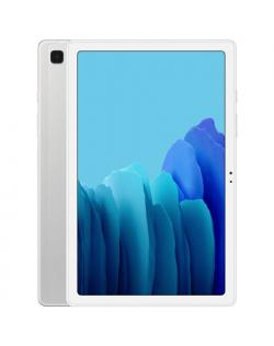 "Samsung Galaxy Tab A7 T500 10.4 "", Silver, IPS LCD, 1200 x 2000, Qualcomm SM6115 Snapdragon 662, 2 GB, 32 GB, Wi-Fi, Front camer"