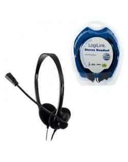Logilink Audio Switch 2-Port Desktop Mini