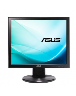 """Asus LCD VB199T 19 """", IPS, SXGA, 1280 x 1024 pixels, 5:4, 5 ms, 250 cd/m², Black, DVI-D, D-Sub, IPS, Speakers"""