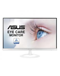 """Asus LCD VZ239HE-W 23 """", IPS, FHD, 1920 x 1080 pixels, 16:9, 5 ms, 250 cd/m², White, Eye Care, Ultra-slim, Frameless, Flicker Fr"""