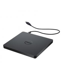 Dell DW316 Interface USB 2.0, External DVD±RW (±R DL) / DVD-RAM drive, CD read speed 24 x, CD write speed 24 x, Black