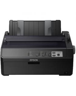 Epson Network dot matrix printer FX-890IIN Mono, Black