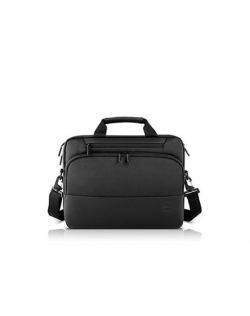 "Dell Pro 460-BCMO Fits up to size 14 "", Black, Shoulder strap, Messenger - Briefcase"