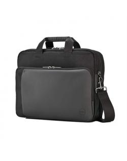 """Dell 460-BBNK Fits up to size 13.3 """", Black/Grey, Shoulder strap, Messenger - Briefcase"""