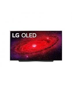 "LG OLED55CX3LA 55"" (139 cm), Smart TV, WebOS, 4K UHD OLED, 3840 x 2160, Wi-Fi, DVB-T/T2/C/S/S2, Black"