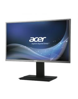 """Acer B326HUL 32 """", VA, WQHD, 2560 x 1440 pixels, 16:9, 6 ms, 300 cd/m², Dark grey, DVI, HDMI, DP"""