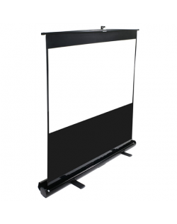 "Elite Screens ezCinema Series F100NWH Diagonal 100 "", 16:9, Viewable screen width (W) 221 cm, Black"