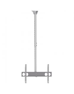 "Sunne Ceiling mount, PL-C62, 37-70 "", Tilt, Maximum weight (capacity) 50 kg, Silver"