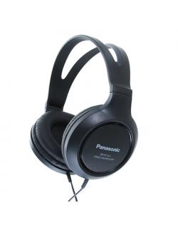 Panasonic RP-HT161 Headband/On-Ear, Black