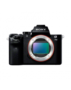 """Sony ILCE7M2B.CEC Mirrorless Camera body, 24.3 MP, ISO 51200, Display diagonal 7.62 """", Video recording, Wi-Fi, Magnification 0.7"""
